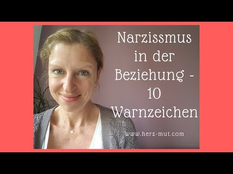 Narzissmus in der Beziehung - narzisstischen Partner erkennen