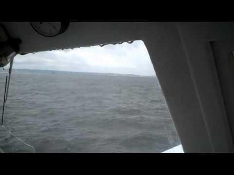 Sandy Hook and Atlantic Highlands Anchorage