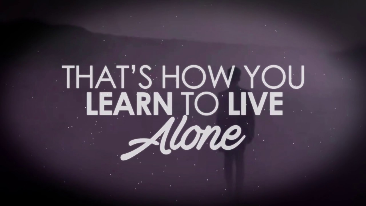 How You Learn To Live Alone Jamestown Story Official Lyric Video