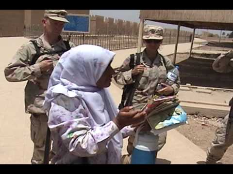 2003 Babylon Iraq Trip Video #1