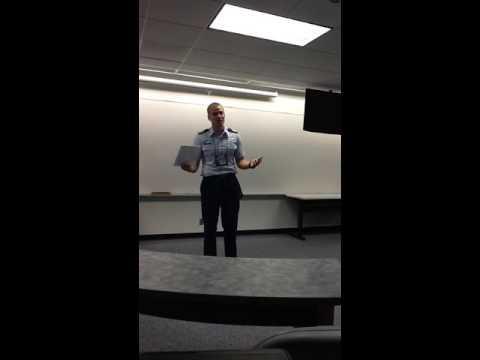 John Rowan Extemp Speech