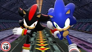 Top 10 Hardest Sonic Games