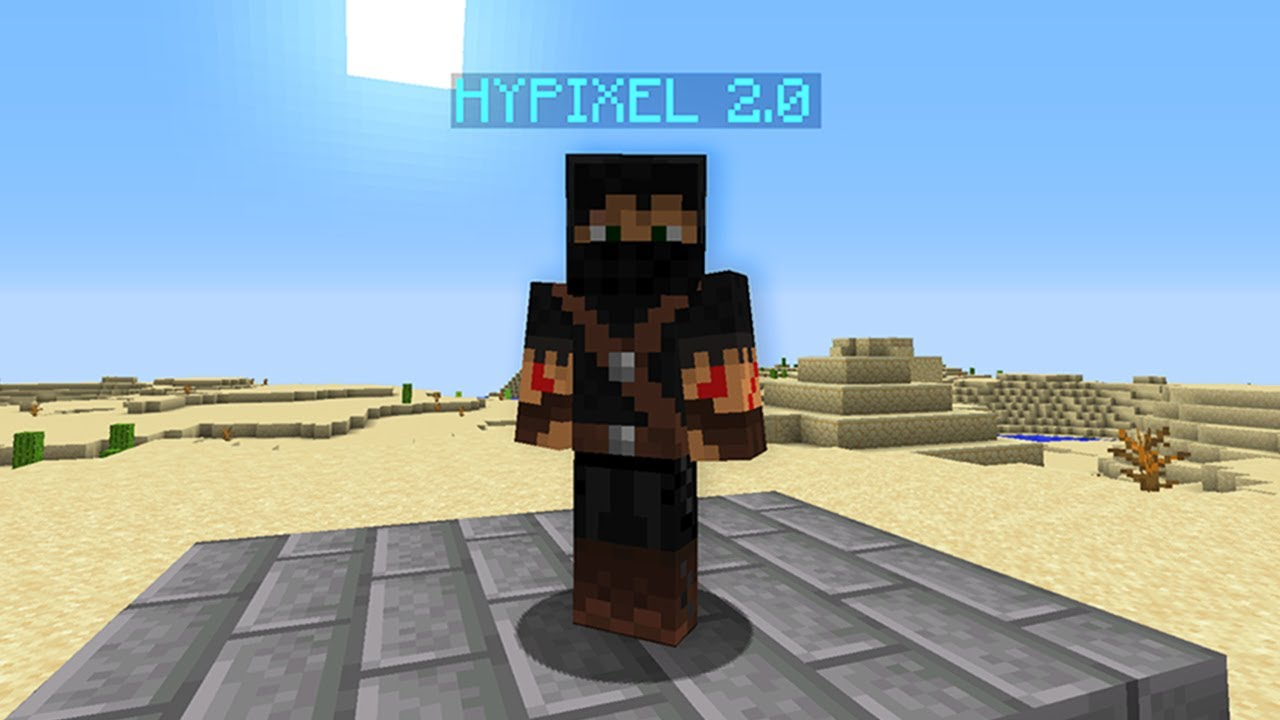 I made a Hypixel Skyblock Clone...