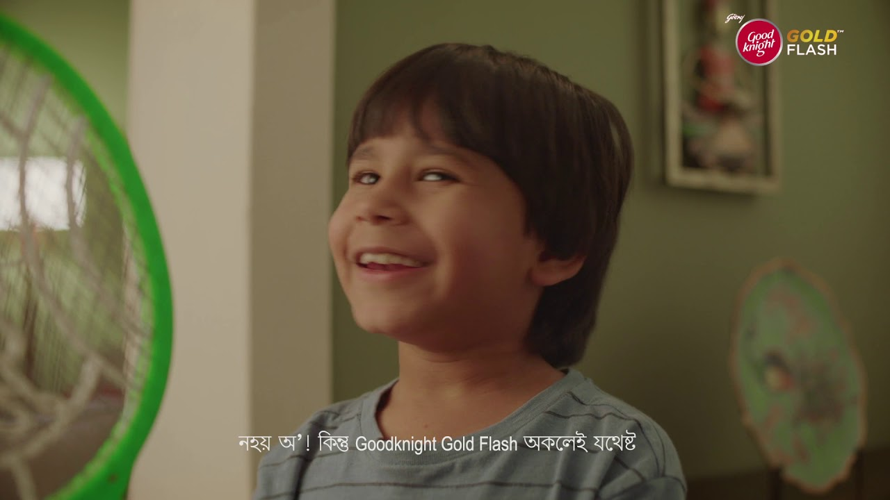 Goodknight Gold Flash | No more disease-causing mosquitoes | Assamese (30 Sec)
