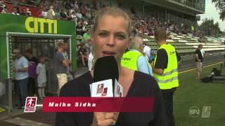 Regionalliga Nord   1. Spieltag   25.-27.07.2014