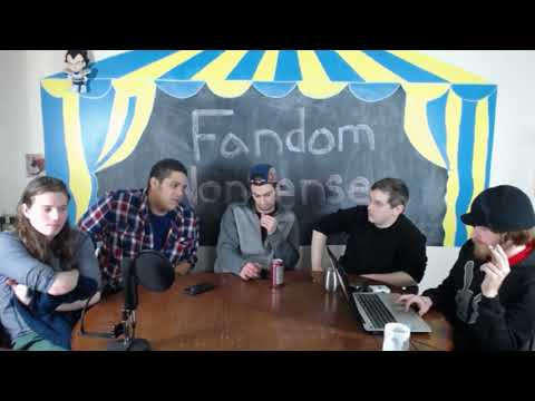 "Fandom Nonsense Episode 16 ""Bardockadonk"""