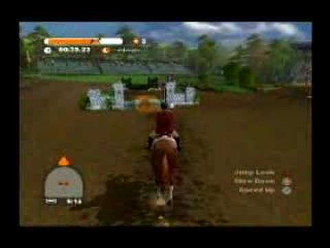 Equestrian challenge 2
