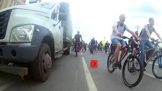 московский велопарад (4часть) 17 сентября 2017 17.09.2017
