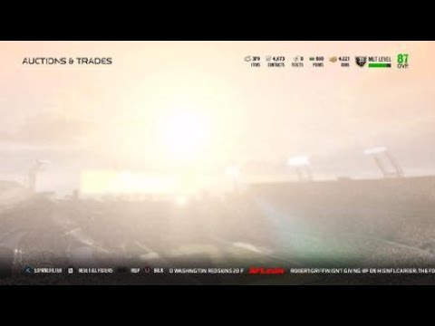 Ltd time Ken Houston pull!?!? Mut 18 pack opening