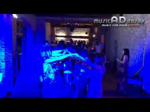 Dj per matrimonio - www.musicadeejay.com- Villa Martinelli- Ballo