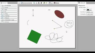 Silverlight Assembly Drawing Demo - Vector Graphics Editor -  Work in Progress