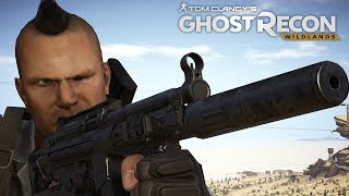 Ghost Recon Wildlands: Soap MacTavish's Stealth Raid