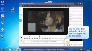 Phần mềm cắt video chất lượng cao Xilisoft - Hướng dẫn chi tiết