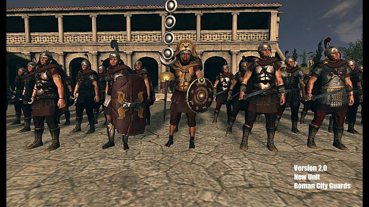 rome 2 total war egypt mod