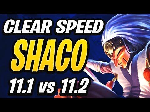 SHACO CLEAR 11.1