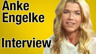 Anke Engelke: Ich bin nicht der klassische Macher! - Interview