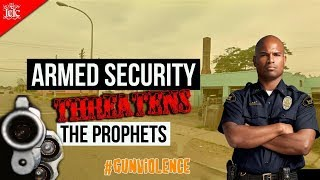 The Israelites: Fake Cop Threatens To Pull His Gun On The Prophets!!!