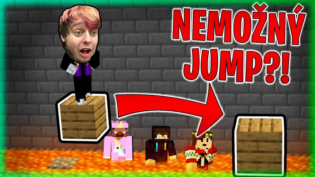 NEMOŽNÝ JUMP JE MOŽNÝ?!?! | Jump League | Morry&Cuky 222&DejvikGOD&BoTmAnGOD