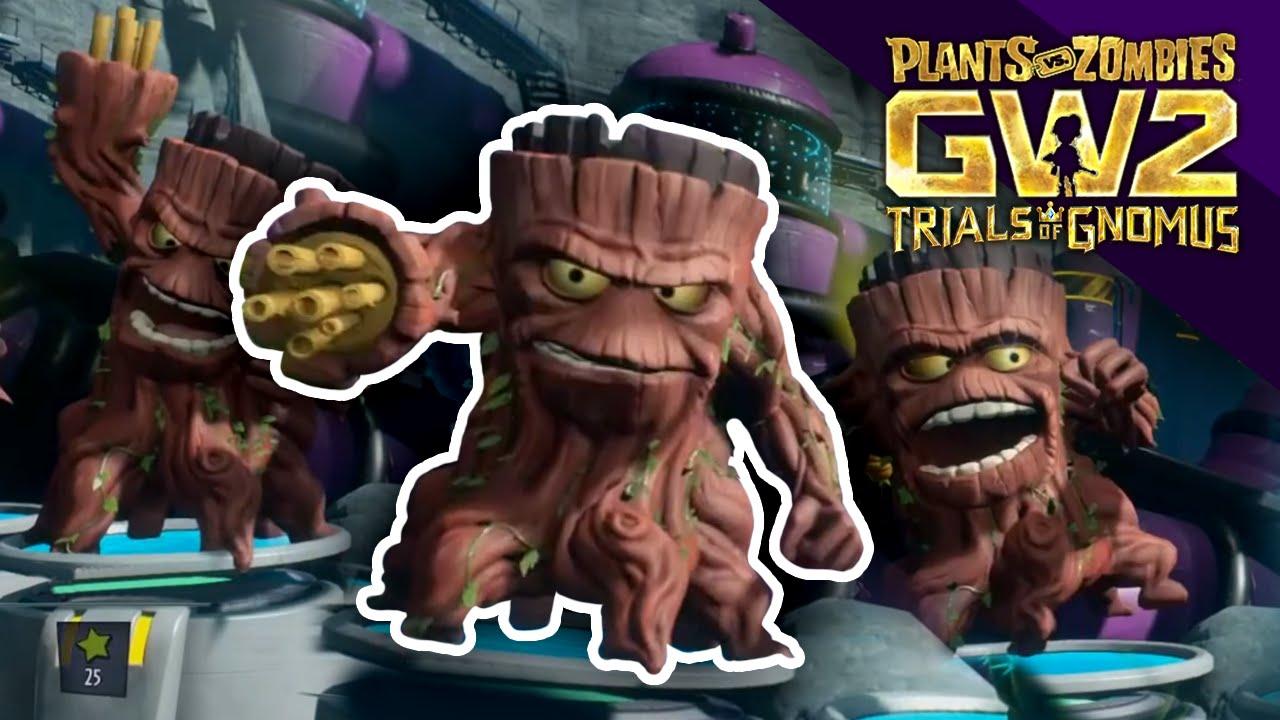 Torchwood No Pvp O Mini Gigatronco Apareceu Faz Tempo Plants Vs Zombies Garden Warfare 2