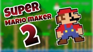 super mario maker 2 online