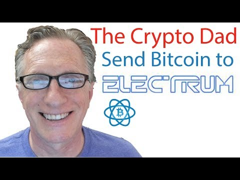 How to Move Bitcoin from your Coinbase Account to the Electrum Bitcoin Wallet
