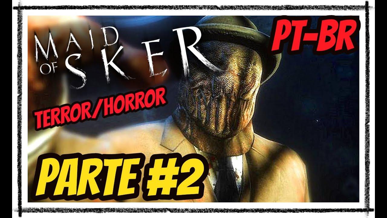Maid Of Sker Gameplay, Parte #2 - Terror Horror Legendado em Português PT-BR (New Survival Horror)