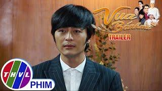 image Giới thiệu phim Vua bánh mì - Trailer 10: Đứng giữa cuộc chiến của Dung và Khuê, ông Đạt gặp tai nạn