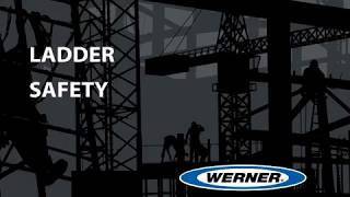Werner Ladder - Climbing Pro Ladder Safety Training