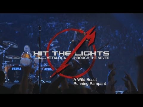 Hit the Lights: The Making of Metallica Through the Never - Chapter 10: A Wild Beast Running Rampant