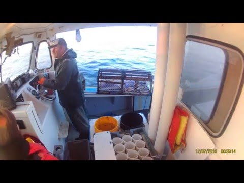 lobster fishing nova scotia