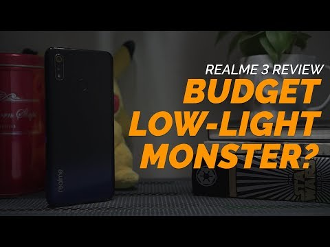 REALME 3 REVIEW - Budget Low-light Monster?