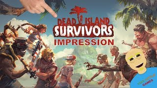 Dead Island Survivors Android Gameplay Impression (Action)
