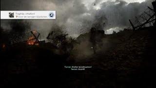 Call of Duty WWE2 ++ Trophähe ++ (D-day) Ohne Schaden unter 2 minuten bis zum Wall vordringen!