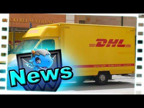 DHL WIRFT PAKETE AUS DEM WAGEN?! | #BreakingNews 📢 [Deutsch] ★ News