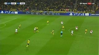Borussia Dortmund 2-3 AS Monaco | 12 Apr 2017 | HD Highlights English
