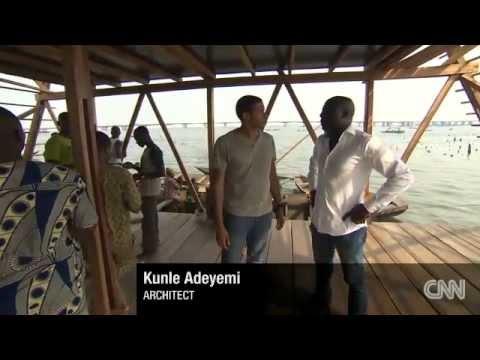 African Venice' gets floating school