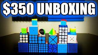$350 Unboxing! | SpeedCubeShop