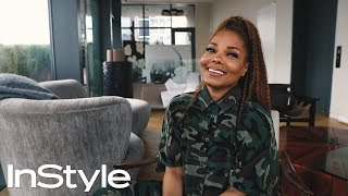 Beauty According to Janet Jackson | InStyle