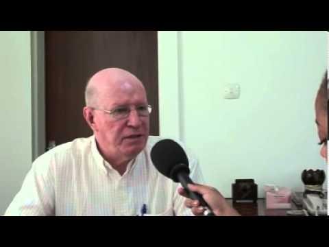 Interview L'année la foi avec Mgr.Denis 1.flv