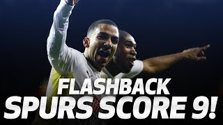 FLASHBACK | Spurs 9-1 Wigan Athletic
