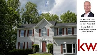 8223 CHANDLER COURT, ELLICOTT CITY, MD Presented by George Belleville.
