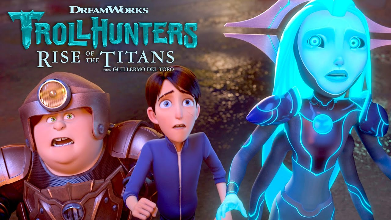 Download TROLLHUNTERS: RISE OF THE TITANS | Trailer | Netflix