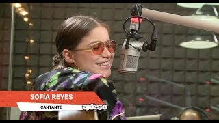 Entrevista Sofia Reyes Video