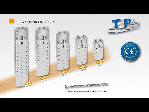 GH Baubeschläge - UV Verbinder