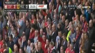 Liverpool 5 Vs 1 Hull City  Highlights  EPL 2016