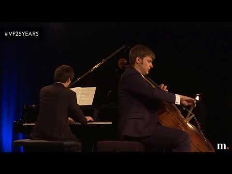 Seong-Jin Cho and Andrei Ioniţă : Shostakovich, Sonata for Cello and Piano in D Minor, Op  40