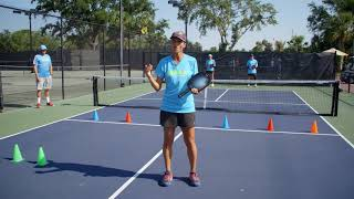 Pickleball Tutor Tips: How to Practice the 3rd Shot Drive and 5th Shot Drop