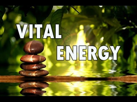 Vital Energy: Meditation Music for Depression, Anxiety and Chakra Balancing