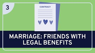 PHILOSOPHY - Political: Government and Marriage (Friends with Legal Benefits) [HD]