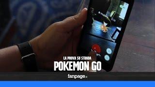 Pokemon Go: la prova su strada (e sui Navigli) di Fanpage.it